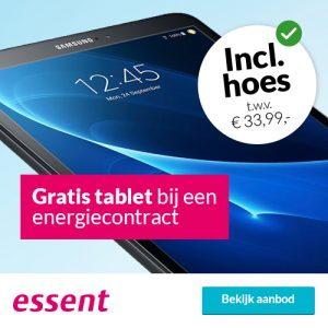 Samsung Galaxy Tab 101 Gratis Bij Essent